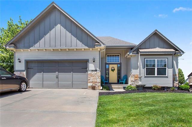 1008 N 3rd Street, Louisburg, KS 66053 (#2172980) :: Eric Craig Real Estate Team