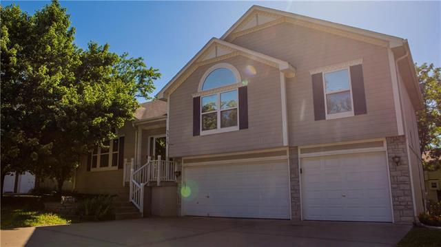 3313 SE Adams Drive, Blue Springs, MO 64014 (#2172993) :: Team Real Estate