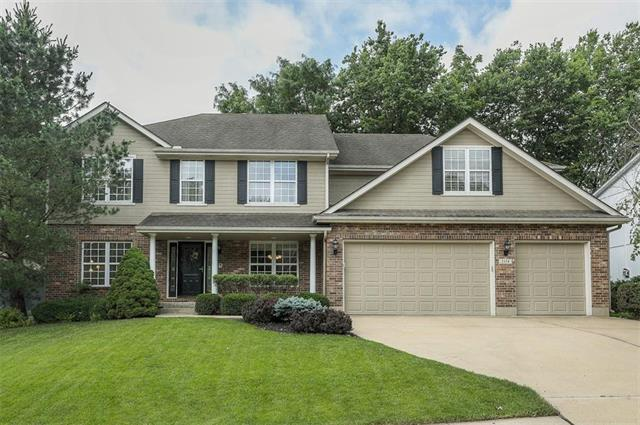 2154 SW Park Avenue, Blue Springs, MO 64015 (#2173046) :: Team Real Estate