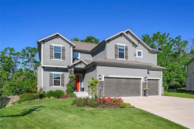 22293 W 121st Court, Olathe, KS 66061 (#2173118) :: Eric Craig Real Estate Team