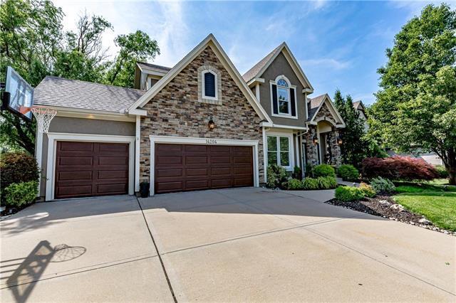 14204 Mackey Street, Overland Park, KS 66223 (#2173158) :: Team Real Estate