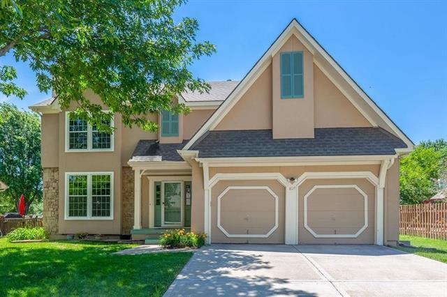 1615 E 153 Terrace, Olathe, KS 66062 (#2173184) :: Team Real Estate