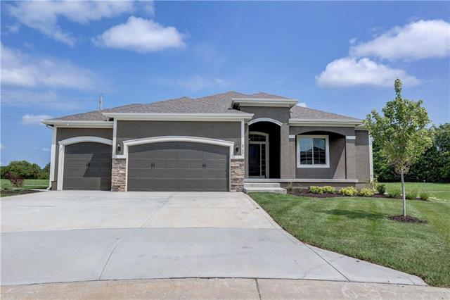 12162 S Quail Ridge Drive, Olathe, KS 66061 (#2173231) :: Team Real Estate