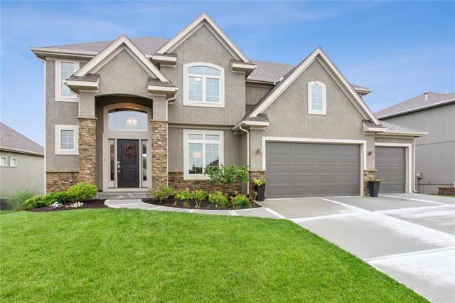 16315 W 163rd Terrace, Olathe, KS 66062 (#2173300) :: Kedish Realty Group at Keller Williams Realty