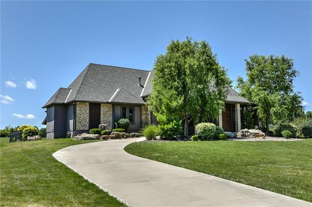 4210 NW Lake Drive, Lee's Summit, MO 64064 (#2173456) :: Ask Cathy Marketing Group, LLC