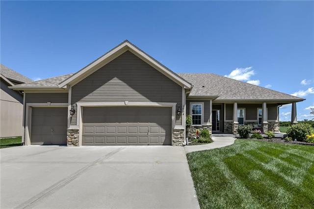 1004 NW 94th Street, Kansas City, MO 64155 (#2173660) :: Kansas City Homes