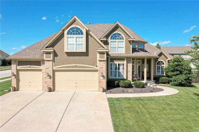 1408 SW 42nd Circle, Lee's Summit, MO 64082 (#2173699) :: House of Couse Group