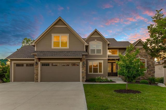 1215 Kanza Drive, Lawrence, KS 66049 (#2174425) :: Kansas City Homes