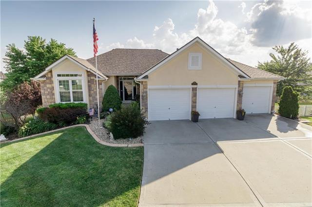 1360 Sherman Court, Liberty, MO 64068 (#2174495) :: Team Real Estate