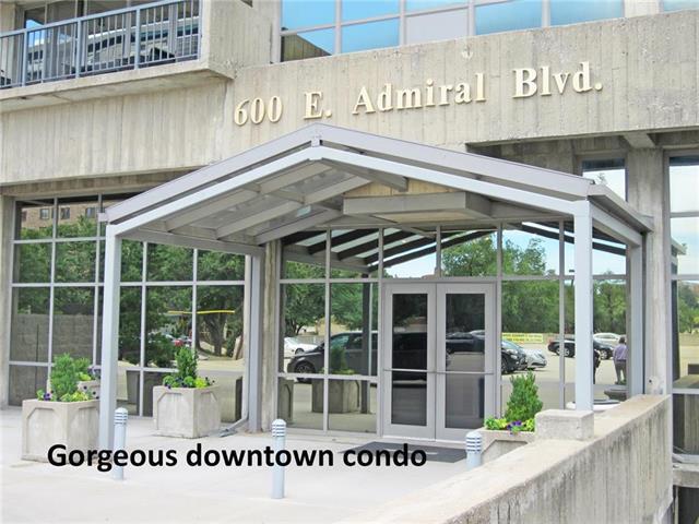 600 E Admiral Boulevard #1302, Kansas City, MO 64106 (#2174500) :: Clemons Home Team/ReMax Innovations
