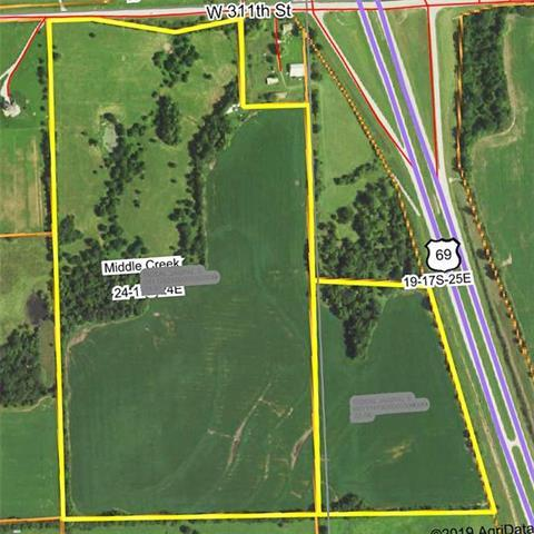 311th 69 Highway, Louisburg, KS 66053 (#2174587) :: The Shannon Lyon Group - ReeceNichols