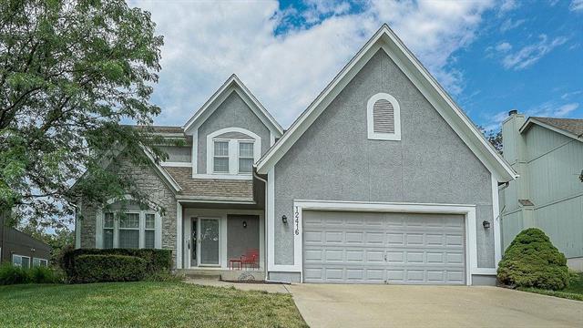 12416 S Gallery Street, Olathe, KS 66062 (#2174836) :: Kansas City Homes