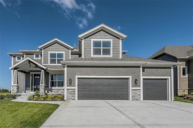 16956 S Hunter Street, Olathe, KS 66062 (#2174890) :: Kansas City Homes