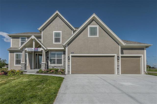 16964 S Hunter Street, Olathe, KS 66062 (#2174892) :: Kansas City Homes