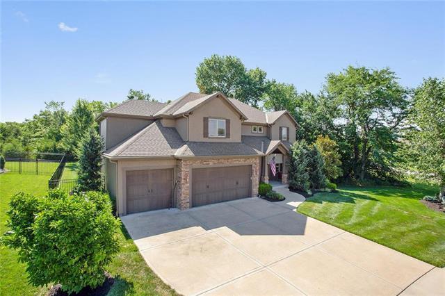 603 Danford Drive, Louisburg, KS 66053 (#2175052) :: Eric Craig Real Estate Team