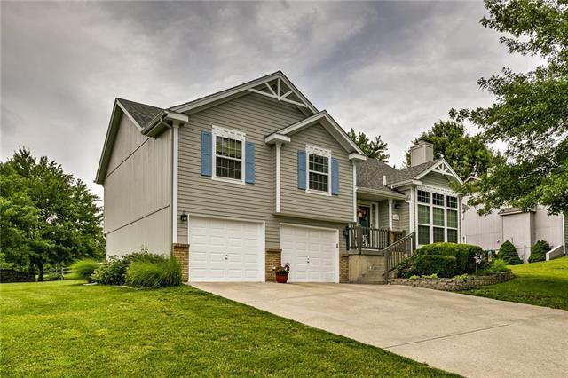 10534 Rowland Avenue, Kansas City, KS 66109 (#2175473) :: House of Couse Group