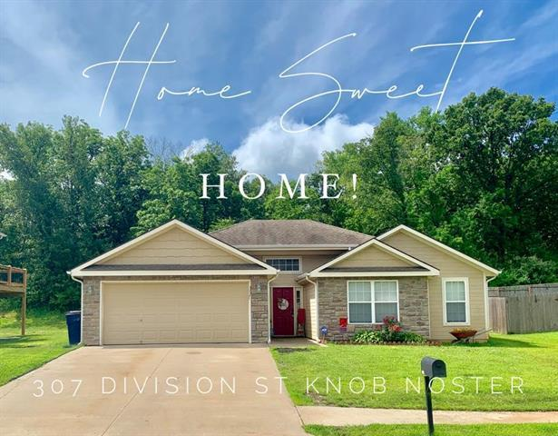 307 Division Street, Knob Noster, MO 65336 (#2175507) :: Kansas City Homes