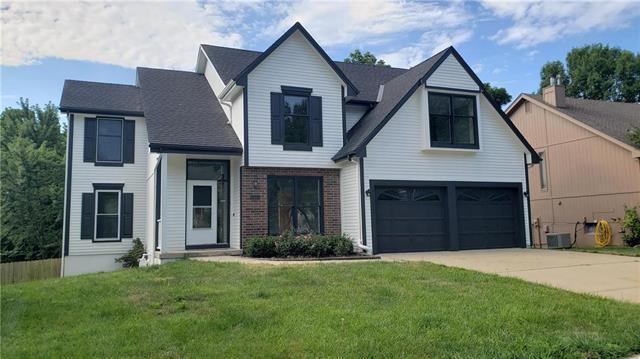 3025 NW 58th Terrace, Kansas City, MO 64151 (#2175684) :: Kansas City Homes