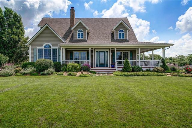 23743 Pavilion Road, Louisburg, KS 66053 (#2175950) :: Kansas City Homes