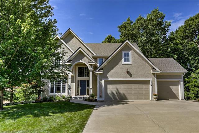 1314 Timber Ridge Drive, Liberty, MO 64068 (#2175976) :: Team Real Estate
