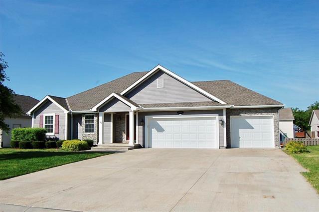 2317 Lincoln Court, Leavenworth, KS 66048 (#2176563) :: Team Real Estate
