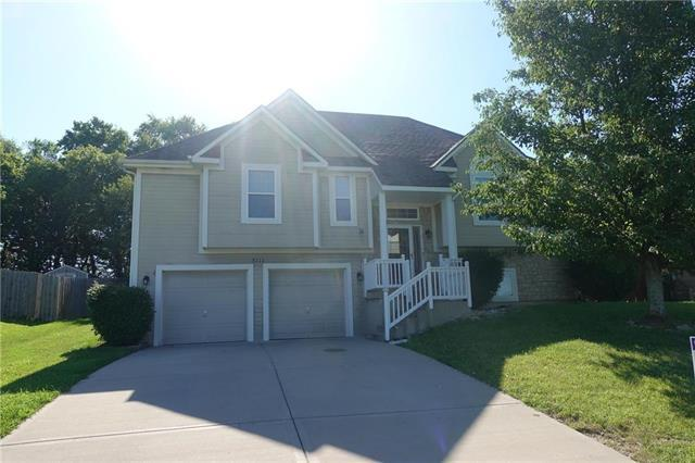 3111 Steel Wheel Drive, Harrisonville, MO 64701 (#2176656) :: House of Couse Group