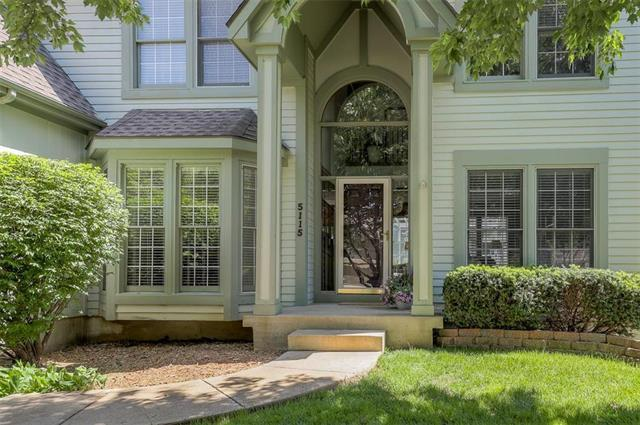 5115 W 157 Place, Overland Park, KS 66224 (#2176820) :: House of Couse Group
