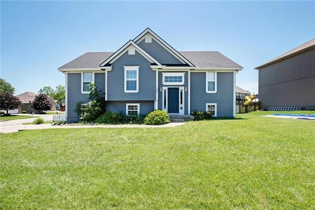 206 Bridgeport Drive, Smithville, MO 64089 (#2176893) :: Eric Craig Real Estate Team