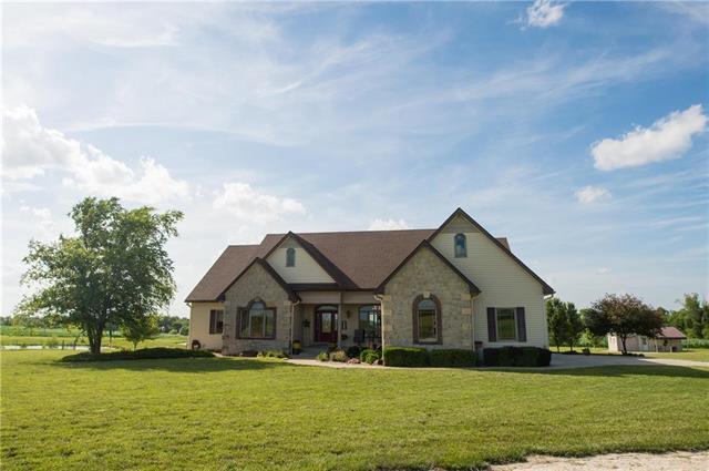 4620 E 56 Highway, Overbrook, KS 66524 (#2177001) :: Team Real Estate