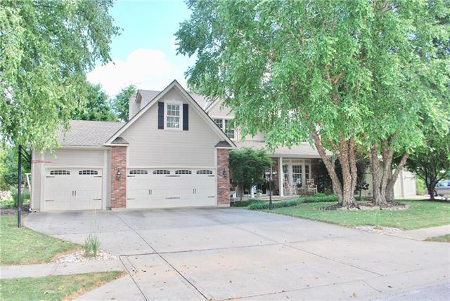 1569 Merit Lane, Liberty, MO 64068 (#2177053) :: Team Real Estate