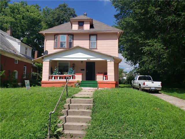 2501 Jackson Avenue, Kansas City, MO 64127 (#2177140) :: Team Real Estate