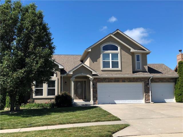1909 NE Lake Drive, Smithville, MO 64089 (#2177180) :: Team Real Estate