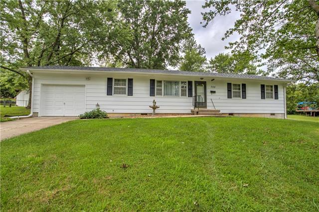 705 Salem Avenue, Knob Noster, MO 65336 (#2177191) :: Edie Waters Network