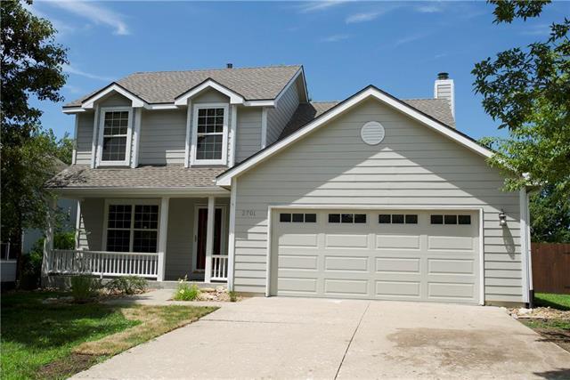 2701 Blue Stem Drive, Lawrence, KS 66047 (#2177244) :: Kansas City Homes