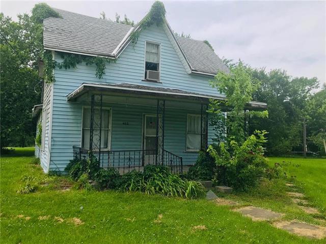 402 N 1st Street, Lacygne, KS 66040 (#2177299) :: Eric Craig Real Estate Team