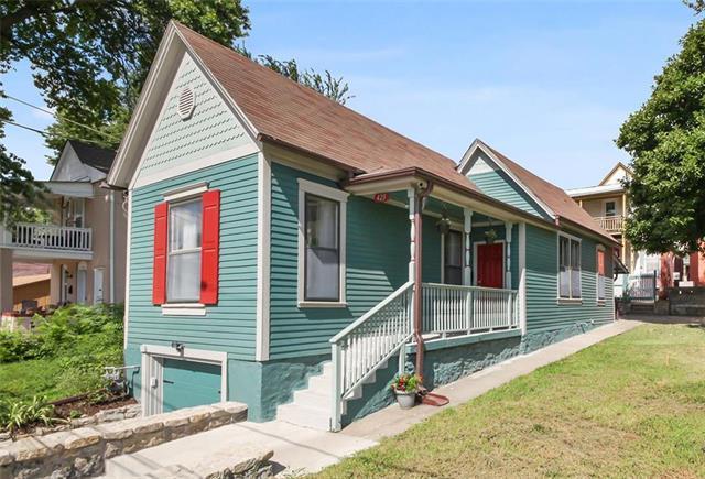 425 Park Avenue, Kansas City, MO 64124 (#2177319) :: Clemons Home Team/ReMax Innovations