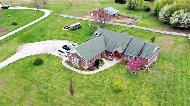 20203 E State Route A Highway, Archie, MO 64725 (#2177349) :: House of Couse Group