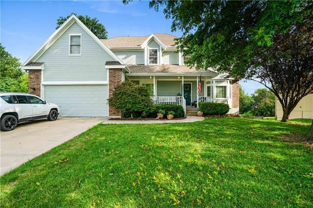 3901 SW Windsong Drive, Lee's Summit, MO 64082 (#2177504) :: Team Real Estate