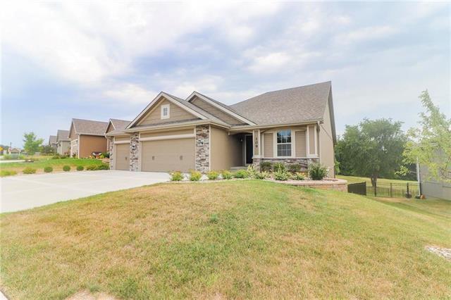109 S Marimack Drive, Kearney, MO 64060 (#2177506) :: Clemons Home Team/ReMax Innovations
