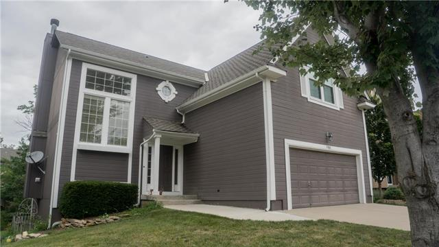 7908 W 142nd Street, Overland Park, KS 66223 (#2177514) :: House of Couse Group