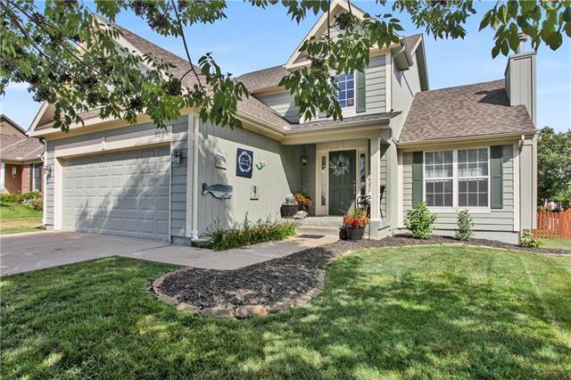 1534 Ashton Drive, Liberty, MO 64068 (#2177552) :: Clemons Home Team/ReMax Innovations