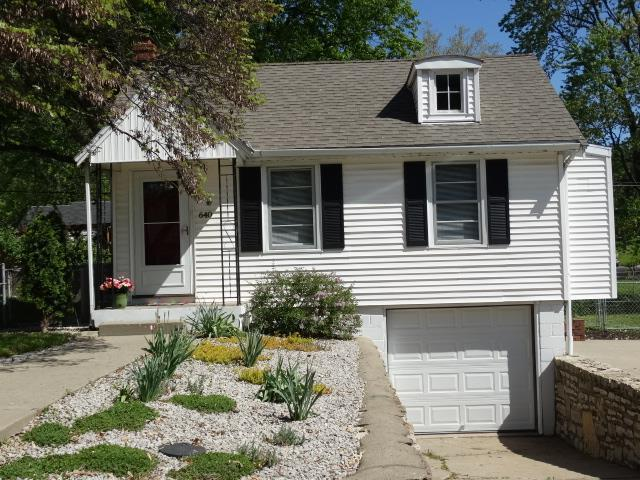 640 NE 42nd Street, Kansas City, MO 64116 (#2177603) :: Kansas City Homes