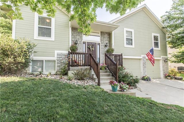 11102 NW 55TH Street, Kansas City, MO 64152 (#2178881) :: Kansas City Homes
