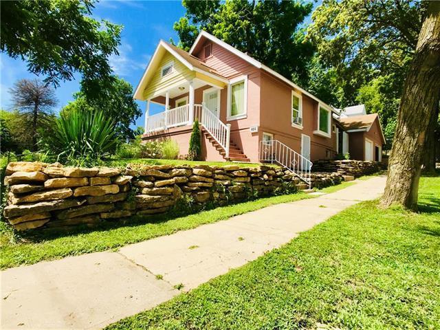 400 Monroe Avenue, Kansas City, MO 64124 (#2178910) :: Kansas City Homes