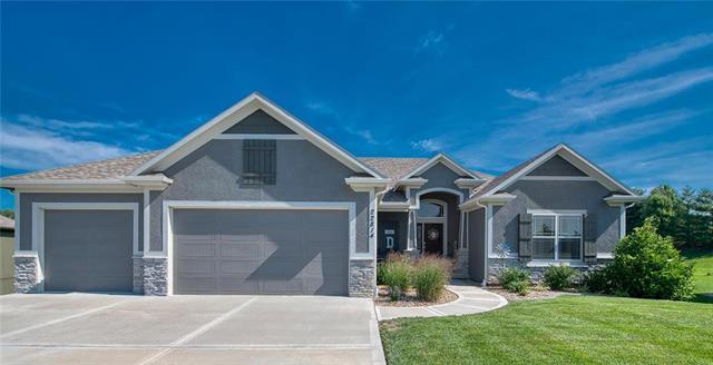 22814 E 41st Terrace, Blue Springs, MO 64015 (#2179039) :: Kansas City Homes