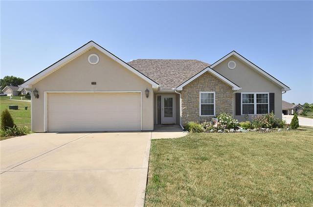 316 Prairie Rose Circle, Smithville, MO 64089 (#2179106) :: Kansas City Homes