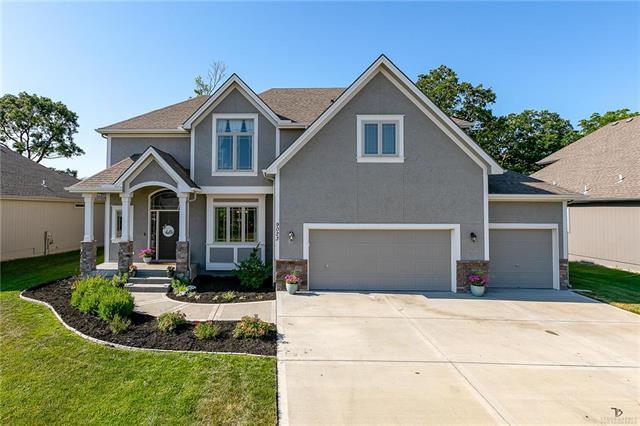 9023 NE 100th Street, Kansas City, MO 64157 (#2179151) :: Kansas City Homes