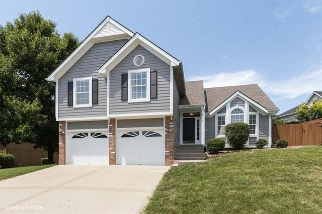 3012 NW 58th Terrace, Kansas City, MO 64151 (#2179153) :: Kansas City Homes