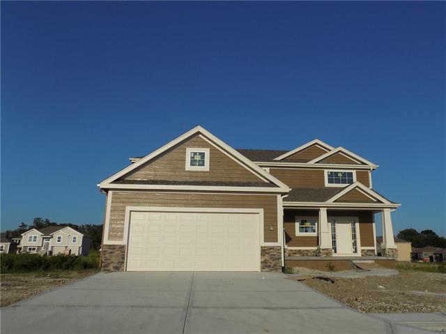1605 NE Crumley Street, Grain Valley, MO 64029 (#2179154) :: Kansas City Homes