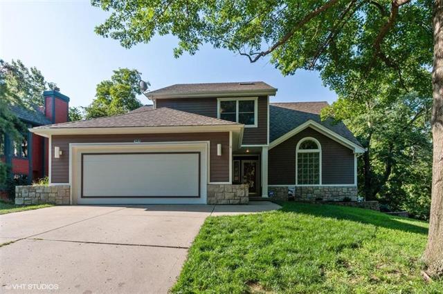 3415 NW 62nd Terrace, Kansas City, MO 64151 (#2179157) :: Kansas City Homes